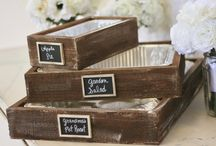 Wedding ideas for July 26th / by Kaya Mote-Patterson