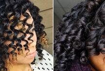 Dicas de Cabelo e Penteados / Veja dicas de saúde para os cabelos, pinturas, cortes e penteados incríveis.