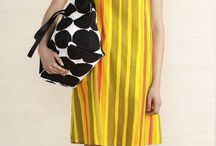 Marimekko 2016 Spring/Summer / The evenings are growing longer, and our Scandinavian designs would look great on you.