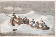 Boats / Images of boats and boating in the Lewis Walpole Library's collection of prints and drawings