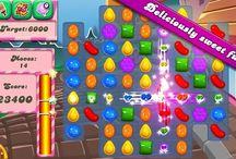 Candy Crush Saga :)