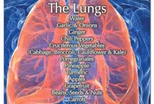 foods that cleanse the lungs