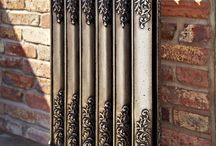 Ribble Radiators Showroom / Our 3 acre site in preston houses two Cast Iron Radiator Showrooms open 6 days a week