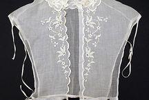 chemisette 1855-70