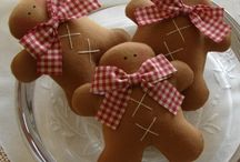 Gingerbread Men, the perfect man??!! / by Brenda Emery