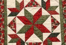 Hvězdy patchwork