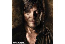❤ Norman Reedus as Daryl Dixon