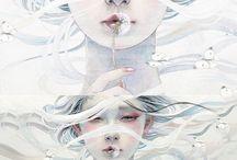 Miho Hirano / Pintora