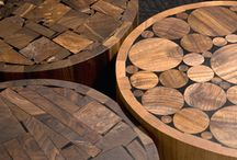 Wood Tables