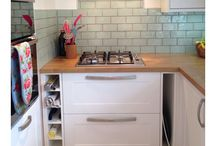 2. Kitchen island detail / Island unit solutions