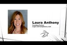 Interviews / Interviews of Securities Attorney Laura Anthony.