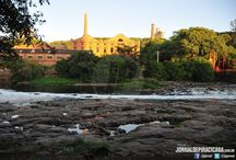 Rio Piracicaba / Imagens do Rio Piracicaba