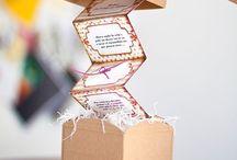 cajas de cumpleaños