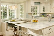 Dream house kitchen / by Jessica Culver