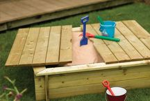 Play Equitment / A great range of children's outdoor play equipment including wooden play houses and activity climbing frames, all built to EN71 safety standards.