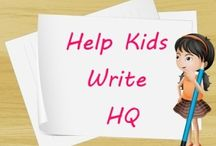 Help Kids Write HQ / Highlights from the headquarters