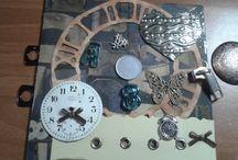 steampunk scrapbooking