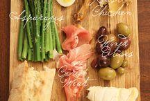 Food - SAVoury KicKs / by Susan C