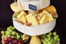 Cheese table / Decor by Irina Imaeva