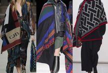 Blanket Scarves Trend