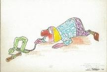 Clown Series / by Ramona Goeke