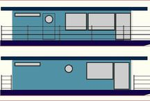 houseboat / #construction houseboat  #houseboat#hull#steel#construction amateur
