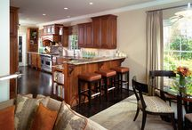 Kitchens / Kitchen Interior Design