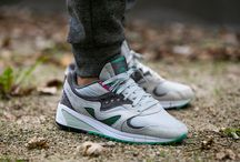 "Saucony Grid 8000 CL ""Light Grey"" (S70197-3)"