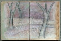Agnieszka Anna's art journals