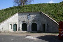 Forter og befæstningsanlæg danmark