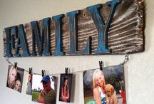 Family collage / by Lorinda Lujan