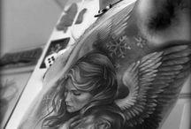Inspirational Tattoo's