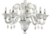 Chandeliers / by Cloud Nine Events & Accessories