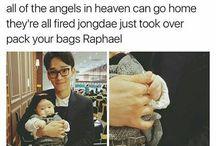 jongdae bae ♡ / AH WAEEEE