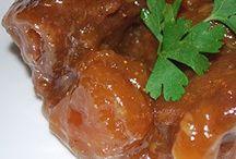 Recetas de Carne con Thermomix / Diferentes recetas de carne que hemos preparado con Thermomix