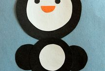 Winter Craft Ideas for Kids / The ULTIMATE Winter Craft Ideas for Kids board! Arts, crafts, recipes, printable activities and more. Warm up your winter with our Winter Craft Idea board!