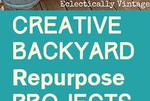 Repurposing Ideas / by Dee Bradfield