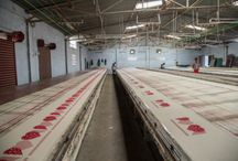 Home Textile Manufacturing & Export Facility in Karur, India
