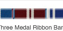 Medal Ribbon / Military medal ribbon
