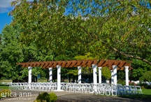 Oasis Arbors / Have trouble visualizing ideas for the arbor?  Our past couples have had some incredible decor. We'll share them here