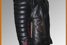 Blue Valentine Leather Jacket
