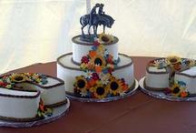 cakes / by Kasi Davenport-Skinner