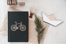 Beautiful & Simple notebooks / Collection of amazing notebooks we found on Etsy