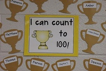 Classroom Theme: 100th Day of School / by Courtney Nelson
