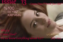 ''Issue '13'' our Blog's Magazine #CansuDere / ''Issue '13'' Our Magazine for #CansuDere