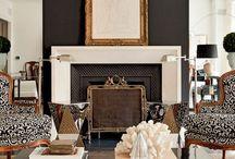 Star fireplace