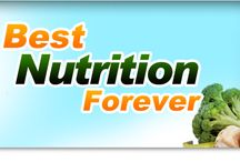 Nutrition / Eat Right, Stay Healthy and Live Longer