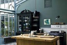 cuisine ouverte loft