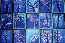 VV - stromy