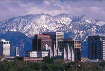 Salt Lake City Community Scene